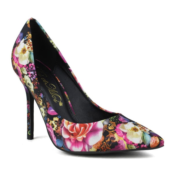 TOI ET MOI Women's Pasta-01 High Heel Pointy-toe Pumps