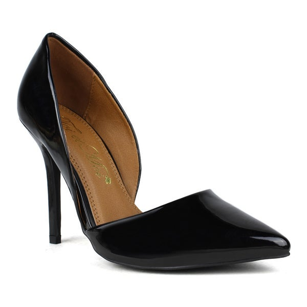 TOI ET MOI Women's Pasta-02 d'Orsay High Heel Pointy-toe Pumps