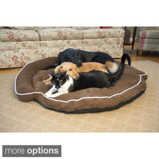Iconic Pet Bolster Luxury Pet Bed