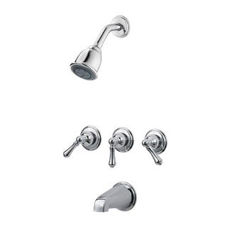 Pfister 01 Series Shower 1S Trim Kit Bells/ H Polished Chrome