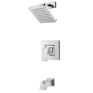 Pfister Kenzo Shower Trim Kz Trim Kit 1Hdl Eco Polished Chrome