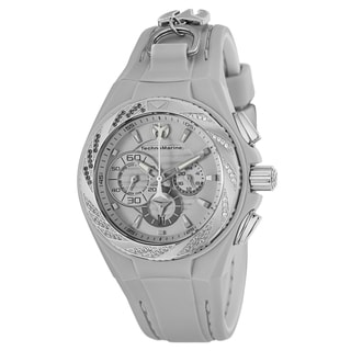 TechnoMarine Women's 'Cruise' Stainless Steel Quartz Watch