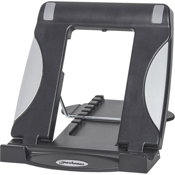 Manhattan Compact Tablet Stand with Adjustable, Non-skid Base