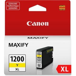 Canon PGI-1200 XL Ink Cartridge - Yellow