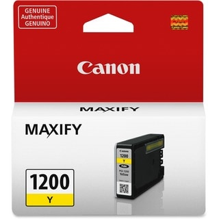 Canon PGI-1200 Ink Cartridge - Yellow