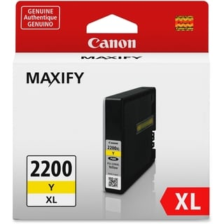 Canon PGI-2200 XL Ink Cartridge - Yellow