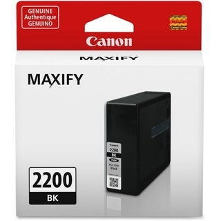 Canon PGI-2200 Ink Cartridge - Black