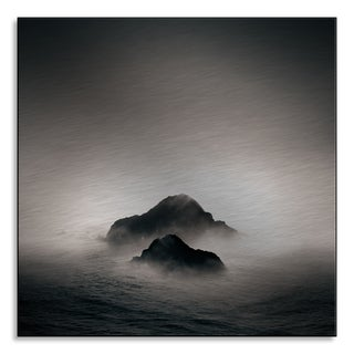 Eddie O'Bryan's 'Pacific Coast II' Print on Metal