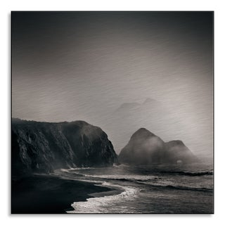 Eddie O'Bryan's 'Pacific Coast I' Print on Metal