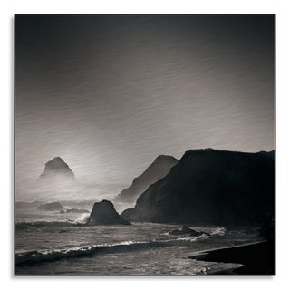 Eddie O'Bryan's 'Pacific Coast III' Print on Metal