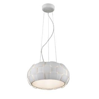Access Lighting Layers 5-light 18-inch Pendant, White
