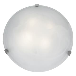 Access Lighting Mona LED 20-inch Wall/ Flush Mount, Steel