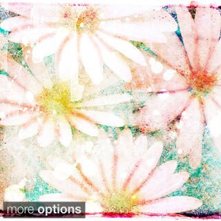 Marmont Hill Art Collective 'Daisies' Canvas art