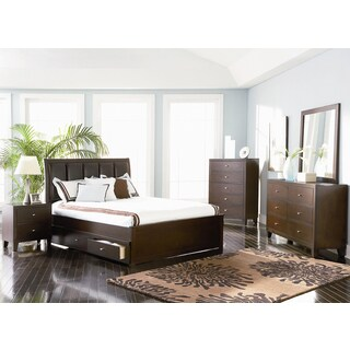 Laguna Beach 4 Piece Bedroom Collection