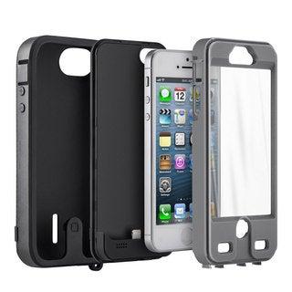 iBattz Mojo Refuel Armor Shock-proof Battery Case for Apple iPhone 5/ 5S