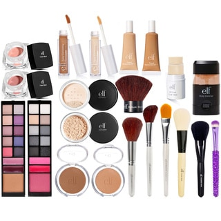 e.l.f. Complete 30-piece Face Makeover Set