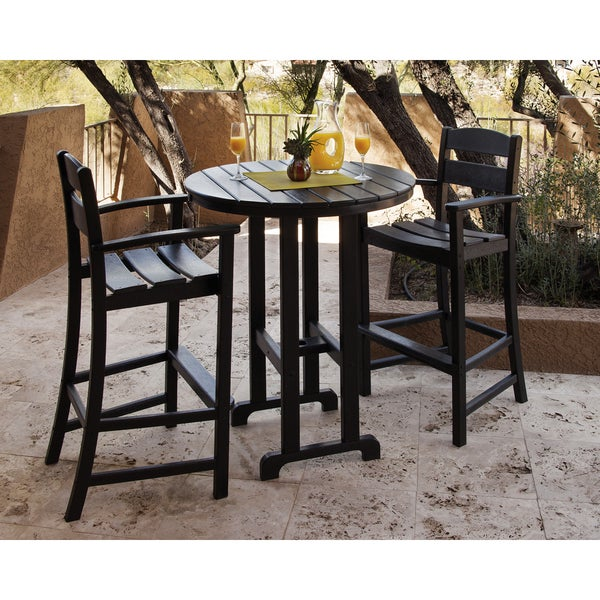 Ivy Terrace Classics 3-piece Bar Set