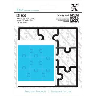 Xcut Die-Jigsaw Pieces