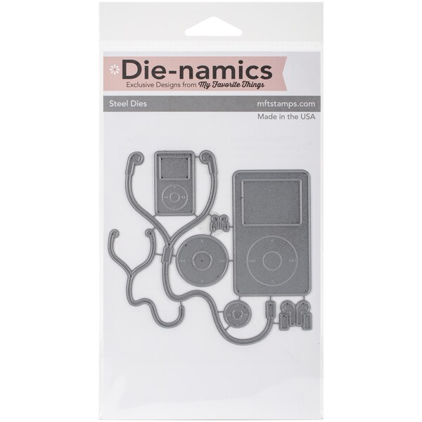 Die-Namics Dies-MP3 Player