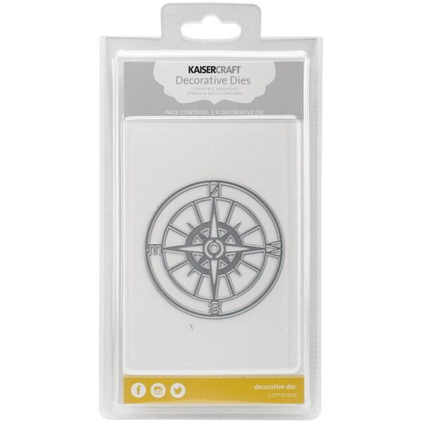 """Kaisercraft Die-Compass 3""""X3"""""""