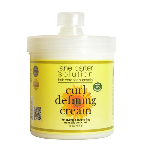 Jane Carter 16-ounce Curl Defining Cream