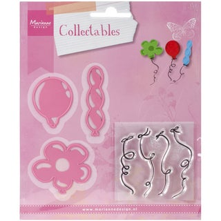 Marianne Design Collectables Dies-Balloons