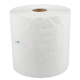 Medline 8 inches x 800' Standard Roll Towels (Case of 6)
