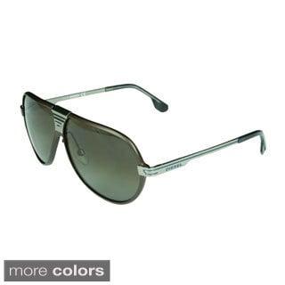Diesel Metal Fashion Aviator Sunglasses