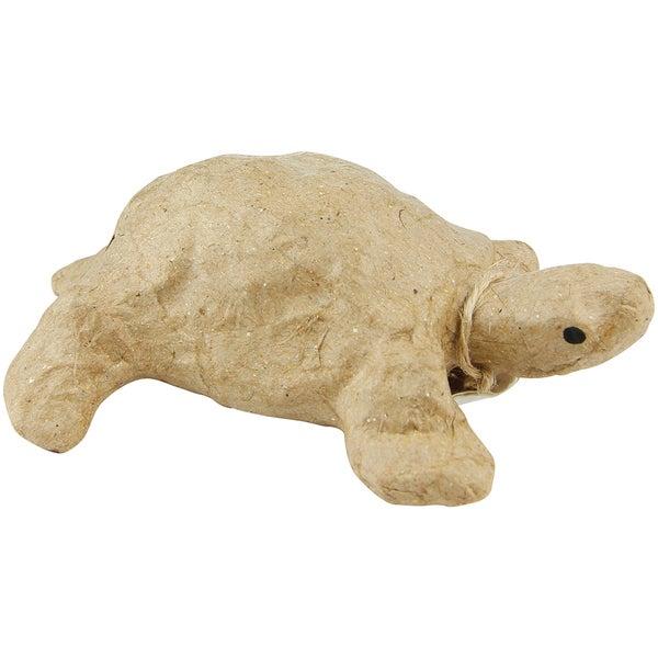 Paper-Mache Figurine -Turtle