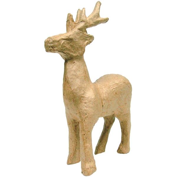 Paper-Mache Figurine -Reindeer