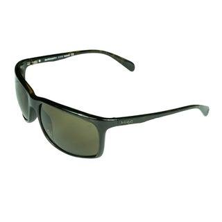 Timberland Men's Tortoise Frame Everyday Sunglasses