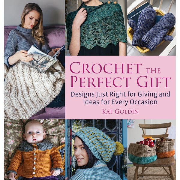 Trafalgar Square Books-Crochet The Perfect Gift