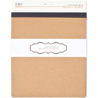 "The Preservation Series Album 6""X6""-Kraft"