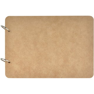 "Beyond The Page MDF A5 Signature/Autograph Book Covers-8.25""X5.75""X.25"""