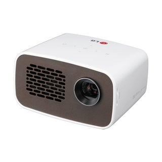 LG PH300 Minibeam LED Projector with Embedded Battery and Built-in Digital Tuner