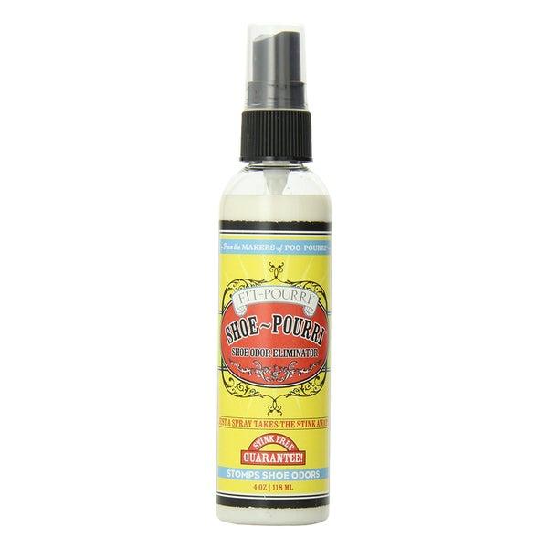 Shoe-Pourri 4-ounce Shoe Odor Eliminator Spray