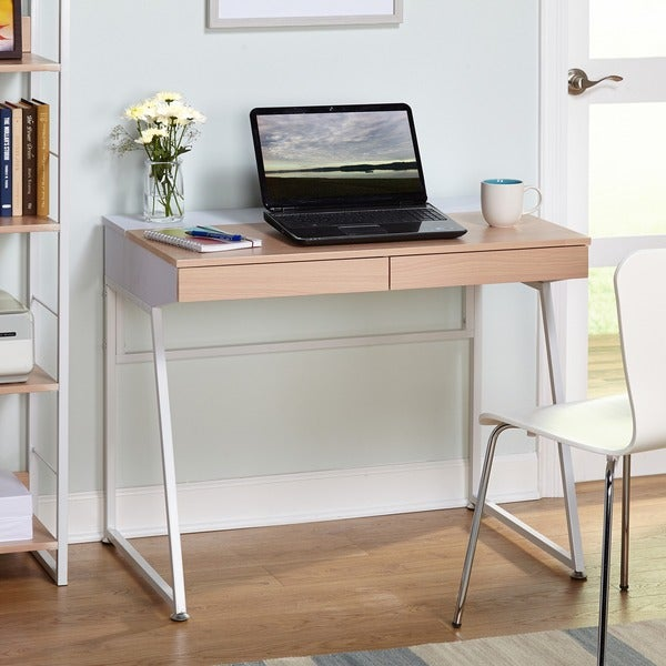 simple living eleanor computer desk 17159331