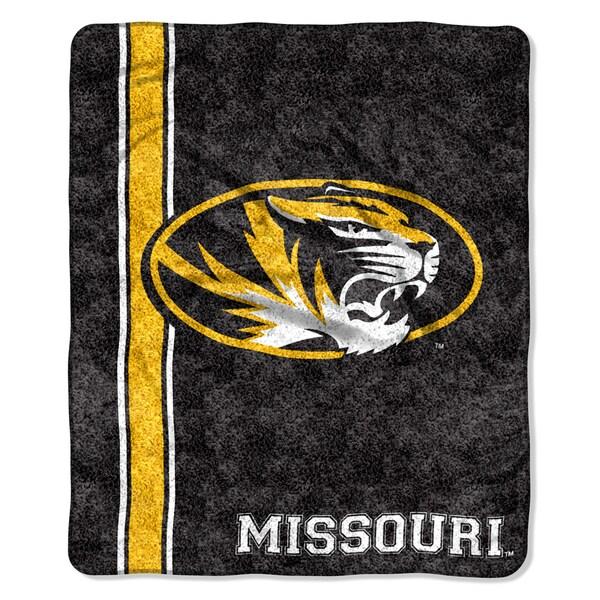 Missouri Sherpa Throw Blanket