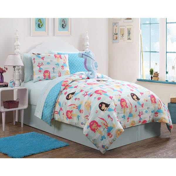 Mermaid Comforter Set