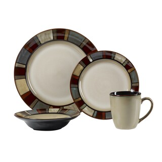 Pfaltzgraff Nile 16-piece Dinnerware Set