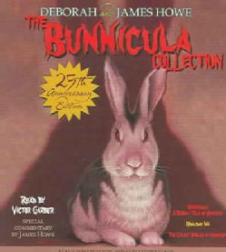 Bunnicula: a Rabbit Tale of Mystery / Howliday Inn / the Celery Stalks at Midnight: Bunnicula a Rabbit Tale of Mys... (CD-Audio)
