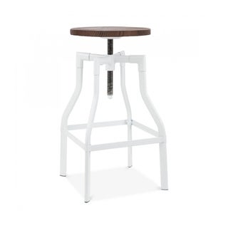 Machinist Adjustable Barstool