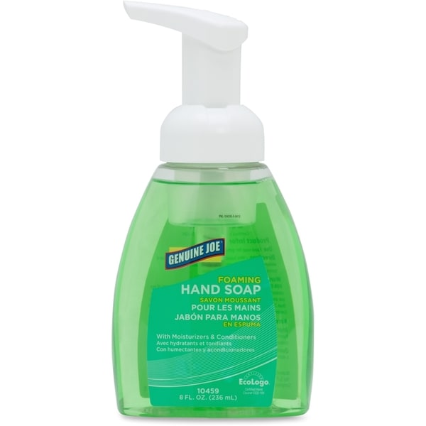 Genuine Joe 8 oz. Foaming Hand Soap