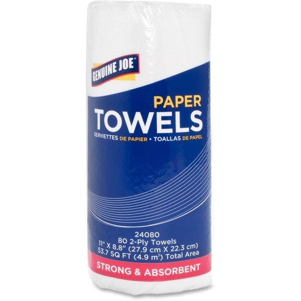 Genuine Joe Household Paper Towel 15112921