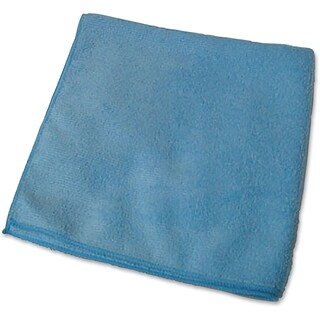 Genuine Joe General Purpose Microfiber Cloth (Pack of 12)
