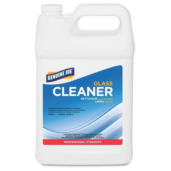 Genuine Joe Glass Cleaner