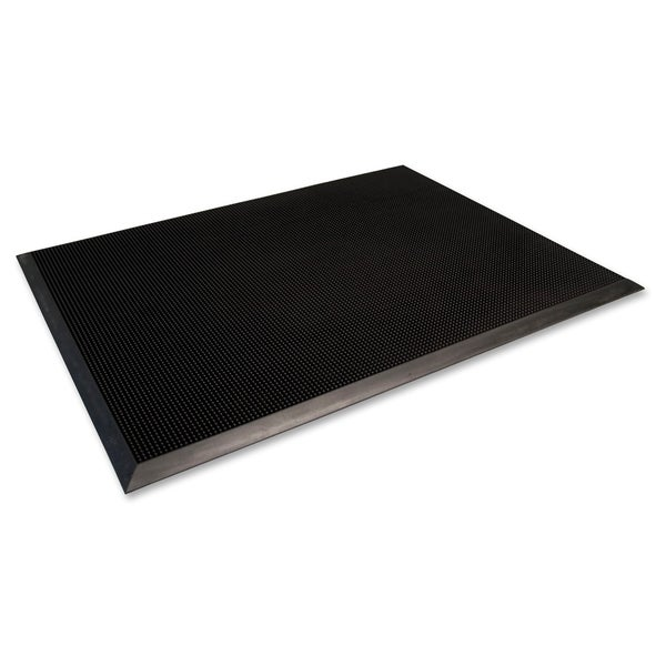 Genuine Joe Black Waterguard Mat