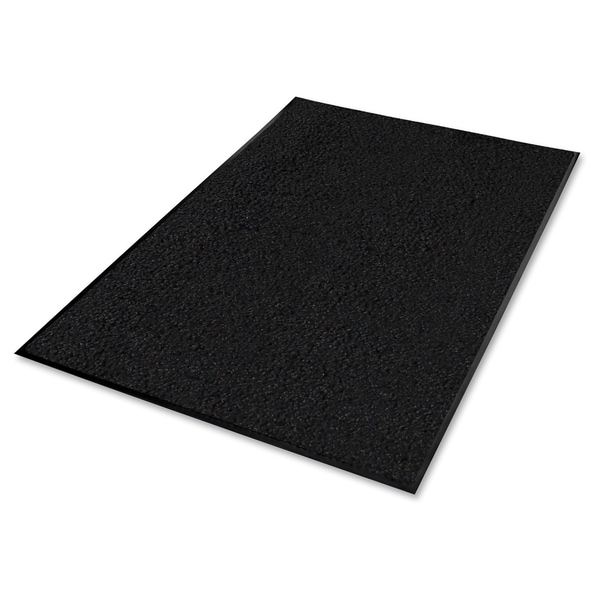 Genuine Joe Black Waterguard Indoor / Outdoor Mat