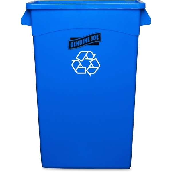 Genuine Joe Recycling Container