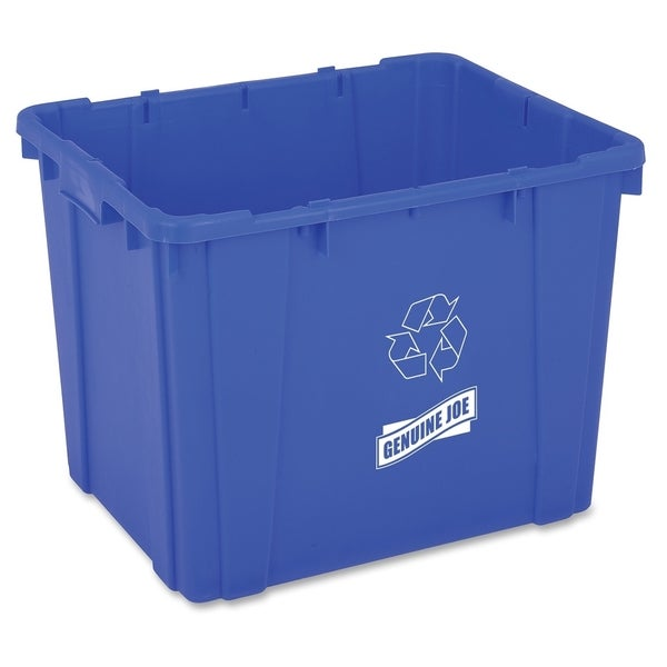 Genuine Joe 14 gal. Recycling Bin